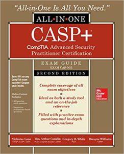 https://www.amazon.com/CompTIA-Advanced-Security-Practitioner-Certification/dp/1260441334/ref=sr_1_1?keywords=casp+%2B&qid=1569430366&s=books&sr=1-1